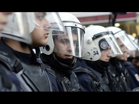 WHY DID TURKISH GOVERNMENT FIRE 350 POLICE OFFICERS ? BBC NEWS