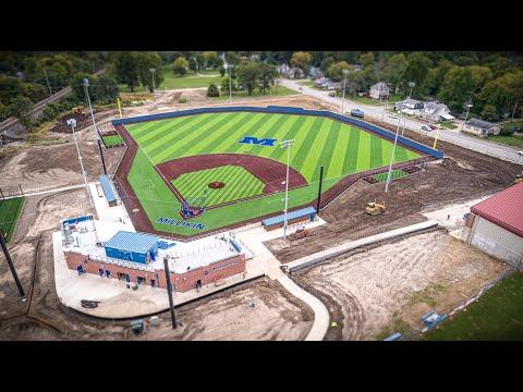 Workman Family Baseball Field: Millikin Baseball's New Home