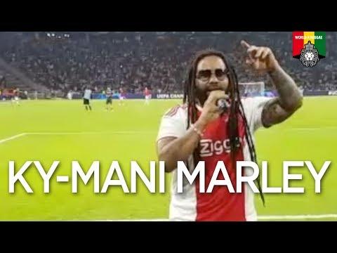 Ky-mani Marley at Ajax - Athens, Johan Cruijff Arena 2018