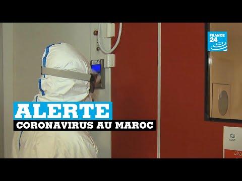 Coronavirus: au Maroc, 77 personnes sont confinées à l'hôpital de Rabat