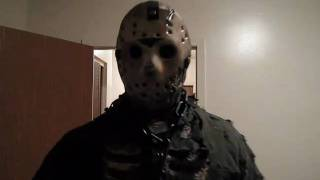 Creeping Death Productions Jason Voorhees Friday the 13th Part 7: The New Blood mask costume