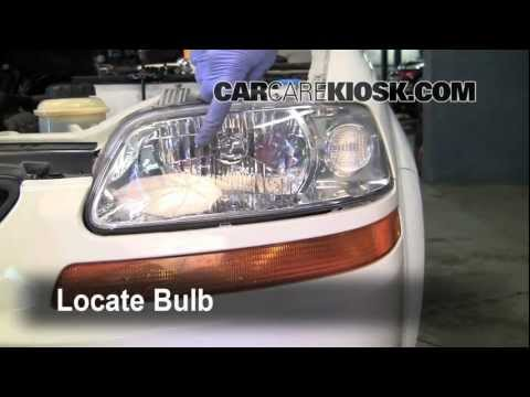 how to change tail light and reverse light bulbs 2007. Black Bedroom Furniture Sets. Home Design Ideas