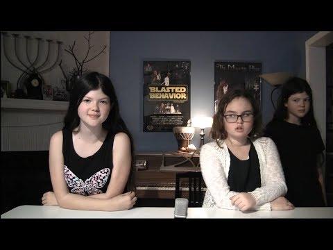 Shadowed  short film pitch video by Cynthia Galant & Skyler Wexler