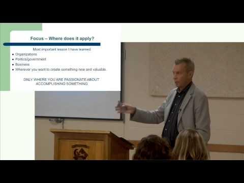 Rural Ontario Institute AGM: Leadership Lessons
