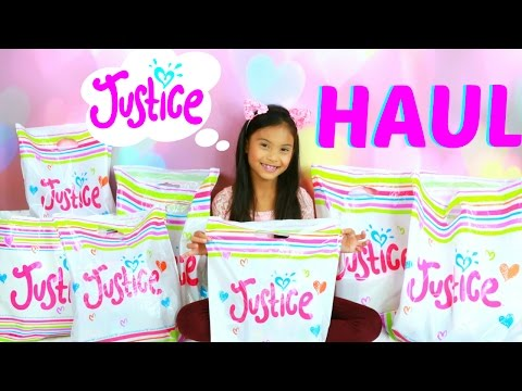 HUGE JUSTICE WINTER FASHION CLOTHING &...