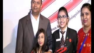 Divya won Hamdan Award