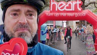 Jamie's Bike Britain Challenge   Highlights   Heart