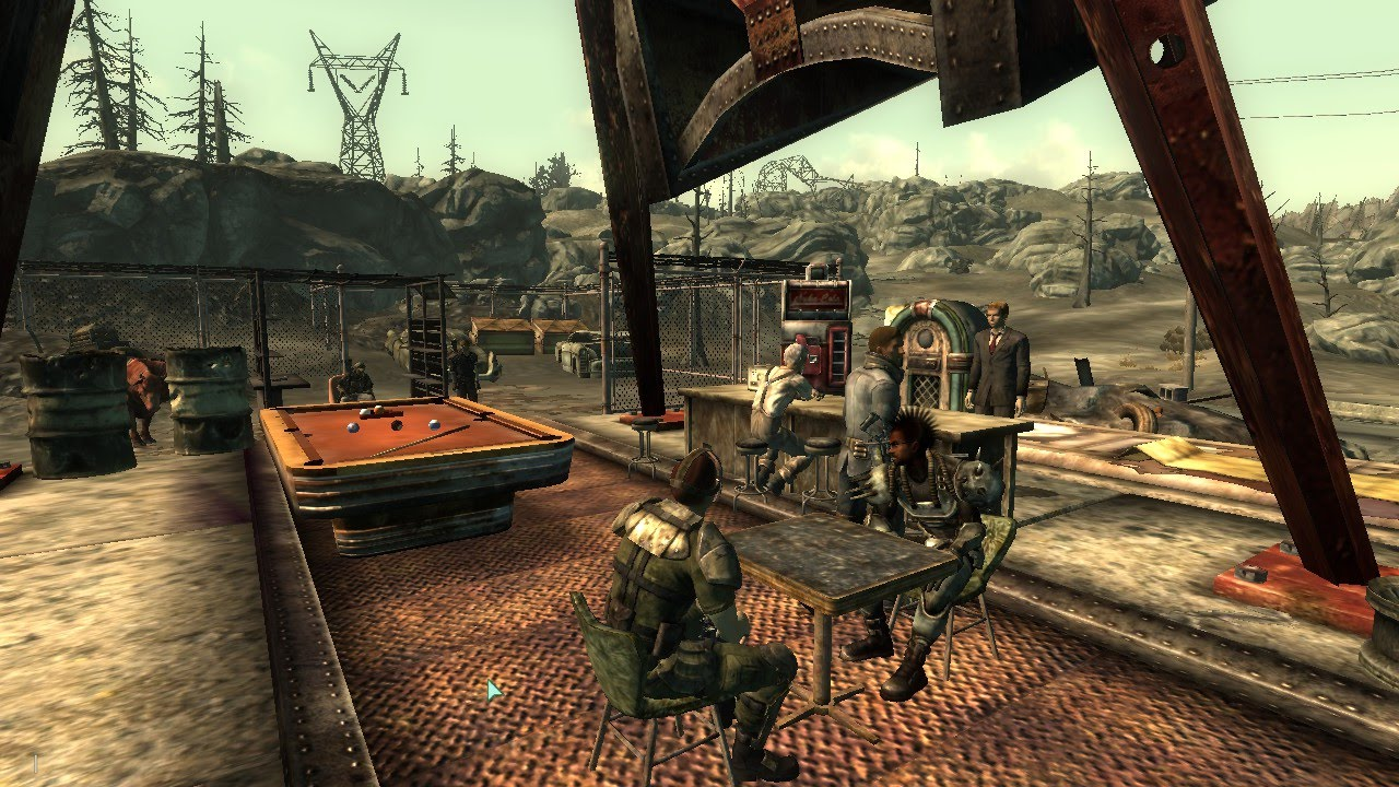 fallout 3 reloaded