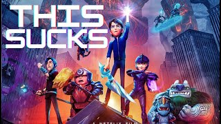 Trollhunters Rise of the Titans Broke Me