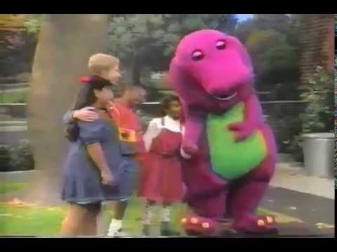 Barney Friends Stop Look And Be Safe Season 2 Episode 14