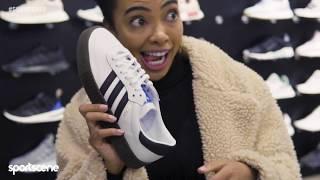 adidas Originals SAMBAROSE unboxing