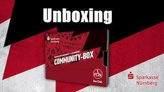 ClubKarte: Unboxing der Community Box mit Valentini, Hack, Wolf, Wiesinger, Palikuca und Grethlein