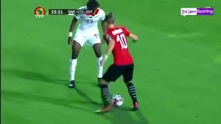 ملخص مباراة مصر وغانا 3-2 - مباراة نارية - تحت 23 سنة للشباب  - جنون المعلق - كأس امم افريقيا