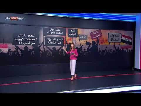هذه أبرز أسباب الاحتجاجات العراقية وأهم المطالب التي تنادي بها  - نشر قبل 2 ساعة