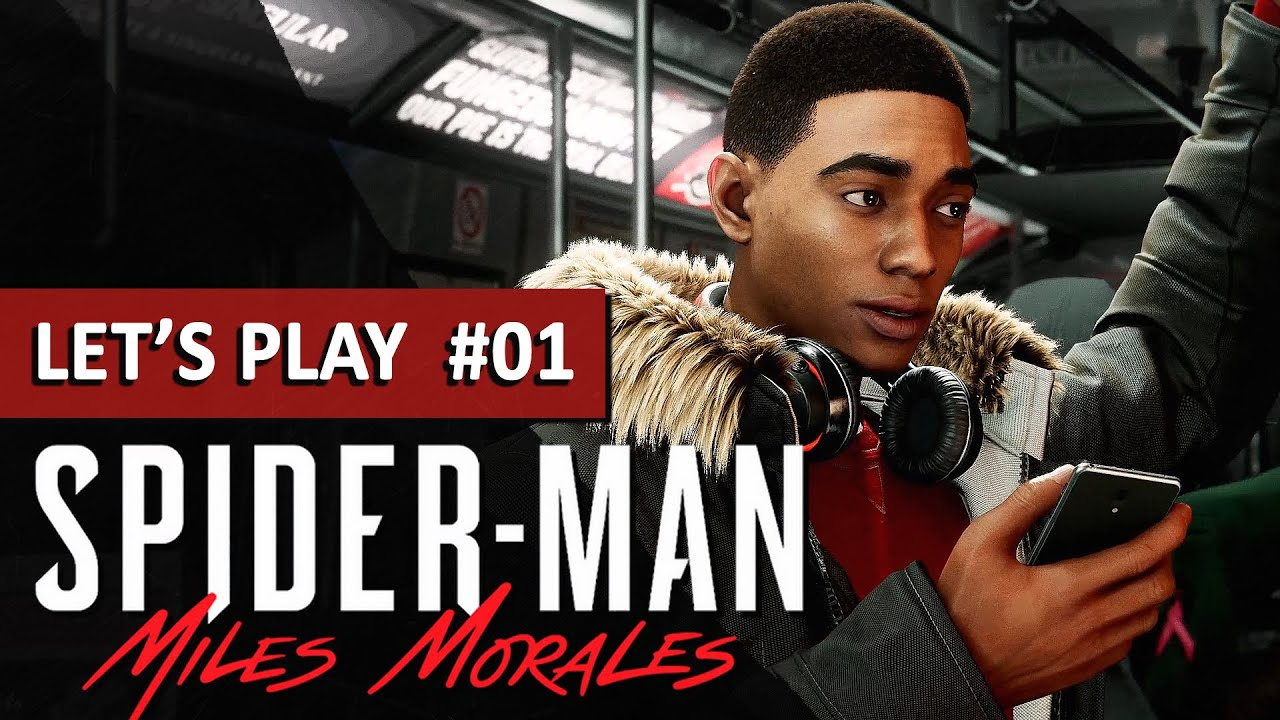 MILES MORALES | Spiderman : Miles Morales - LET'S PLAY FR #01 (PS5)