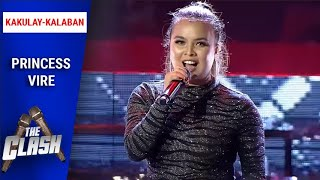 "Princess Vire delivers a concert-worthy performance of ""Ang Buhay Ko"" 