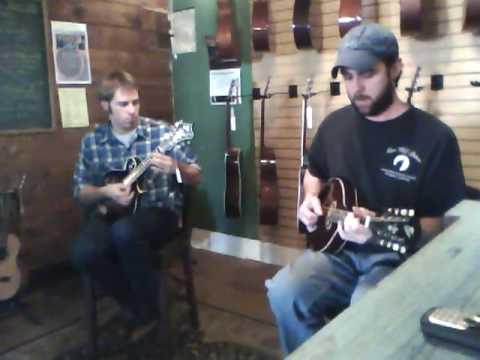 Ben Hodges and Christian McAdams