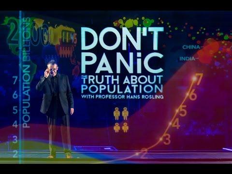 Hans Rosling: Túlnépesedés – Statisztikával a pánikkeltés ellen