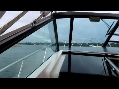 35 Tiara 2000 during Survey and Sea Trial from 1 World Yachts