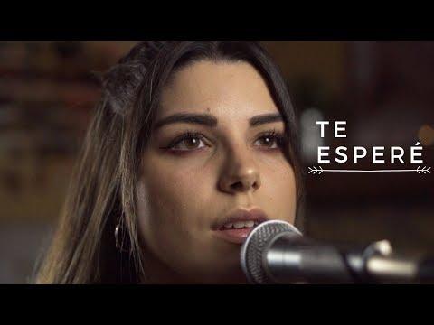 Jesse & Joy – «Te Esperé» (Cover Cris Moné)