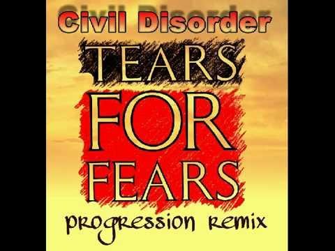 psytrance-Tears for Fears-Shout  Civil Disorder-Progression remix