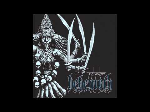 Behemoth Chant For Ezkaton 2000 e.v. Complete Instrumental Cover