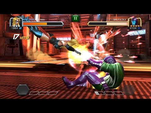 Marvel: Contest of Champions - BrutalDLX [Kang, Star Lord & Electro Fight] |