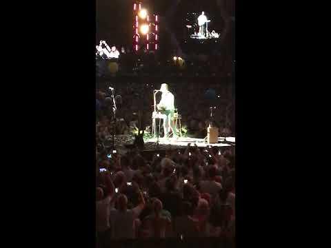 Coldplay - Formidable (Stromae) full (live @KoningBoudewijnStadion Brussel)