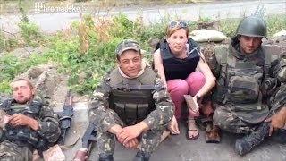 Бої за Металіст. Сили АТО вже майже в Луганську
