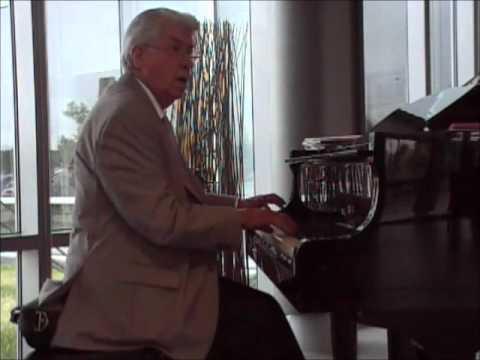 WILLIAM OSLER HEALTH CENTRE, Brampton, Ontario. (Music Therapy Pianist Bill Gemmell)