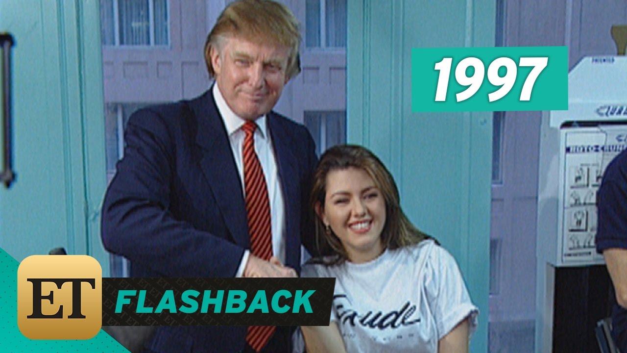 FLASHBACK: Donald Trump Held a Press Conference About Alicia Machado's ...