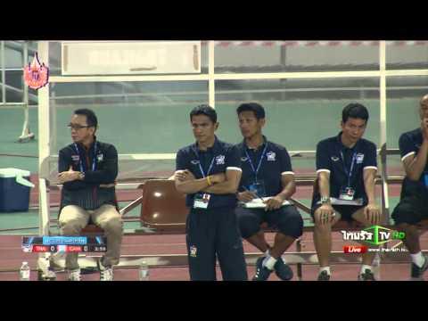 Live Match ไทยรัฐทีวีถ่ายทอดสดศึกปรีโอลิมปิก 'ไทย VS กัมพูชา'