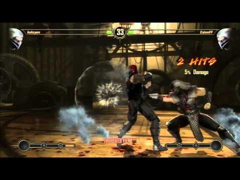 Онлайн - мясо! - Mortal Kombat #71 - Битва титанов