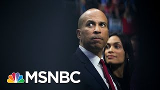 Cory Booker: Peace Is Not Merely The Absence Of Violence, It's The Presence Of Justice | MSNBC