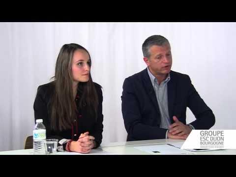 Chat TV École : Groupe ESC Dijon Bourgogne