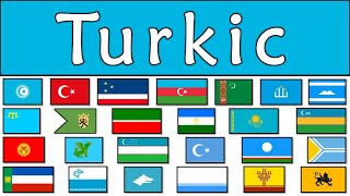 The Sound of the Turkic Languages