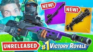 Epic Accidentally Added this Weapon to Fortnite... thumbnail
