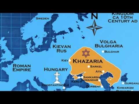 le canular historique le plus cruel les khazars semites 1