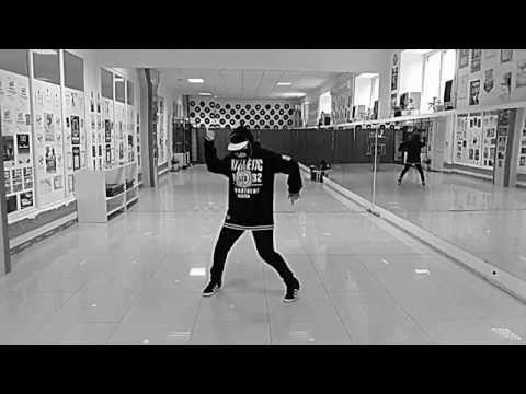 G-DRAGON - ONE OF A KIND dance cover by Aizhan^^