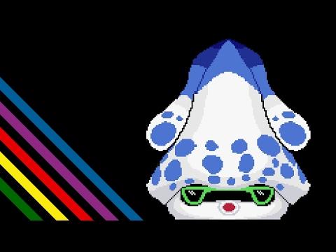 Gooper Blooper Battle Boogie 8-BIT - Paper Mario: Sticker Star
