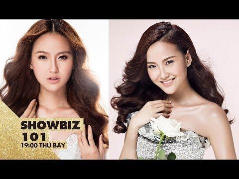 Hoa hậu Khánh Ngân (The Face) tự tin chinh phục Miss Globe 2017   Showbiz 101   VIEW TV-VTC8