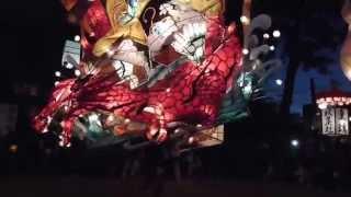 2014年7月27日に愛知県刈谷市で開催された万燈祭 東陽町の神前舞。今年...
