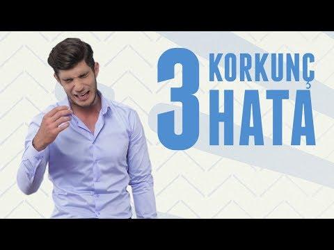 Erkek Giyim Kombinleri Önerileri - 3 Korkunç Hata | Erkek Kafası