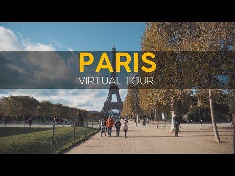 Paris Virtual Tour - Walking Paris And Sight things | Travel In France