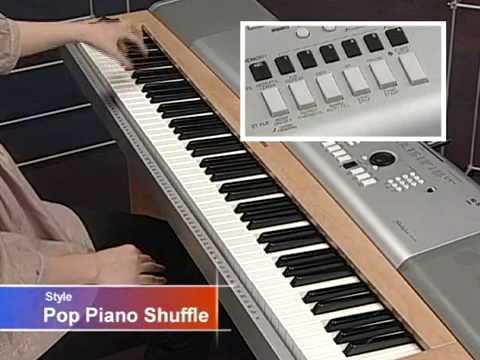 Yamaha DGX 630 keyboard z ważoną klawiaturą (88kl)