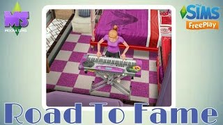 The Sims Freeplay - The Road to Fame Quest