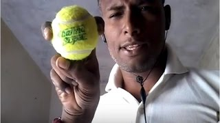 How To Off Spin a Ball In Cricket in Hindi Tutorial | Bowling Tips and Tricks l Techniques Tennis