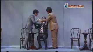 日本一のコントトリオ東京03と豪華出演者たちによる 笑いと音楽が一体と...