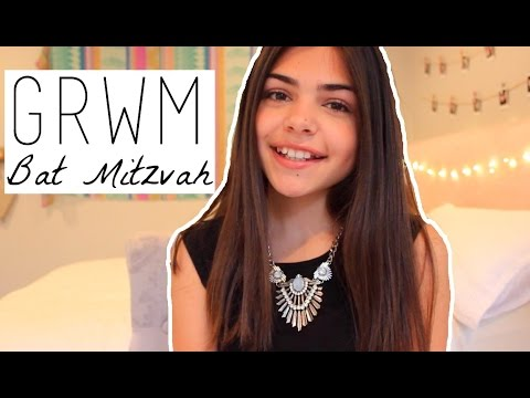 Chit Chat Get Ready With Me | Bat Mitzvah