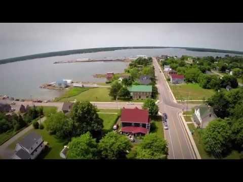 Georgetown Aerial Video